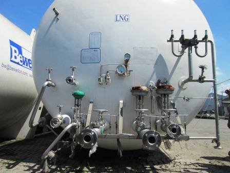 2. Natural Gas Storage Tanks (9)